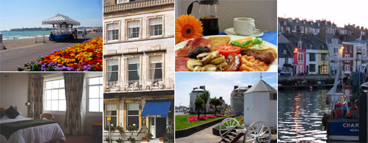 The Esplanade Hotel in Weymouth, Dorset