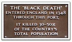 Le Grand Livre (Oxford Time Travel #1) de Connie Willis Black_Death