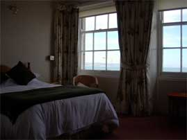 Luxurious bedrooms at the Esplanade, Weymouth